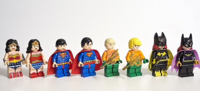 Super-eroi in formato Lego - Trovareunlavoro.it