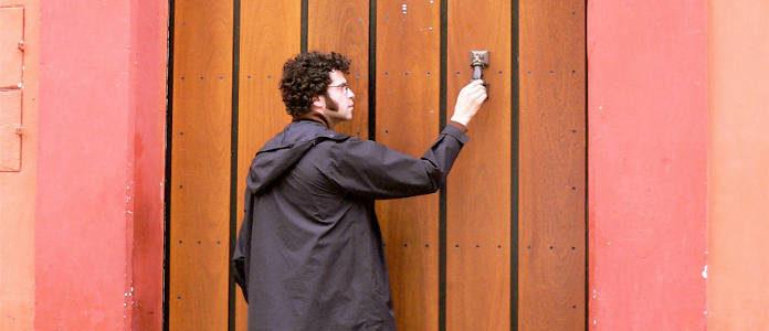 Bussare alla porta - Paolo Fieni, cvplus.it