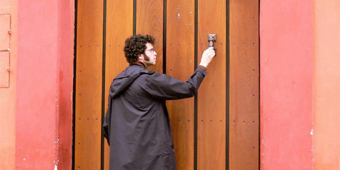 Bussare alla porta - Paolo Fieni, Trovareunlavoro.it