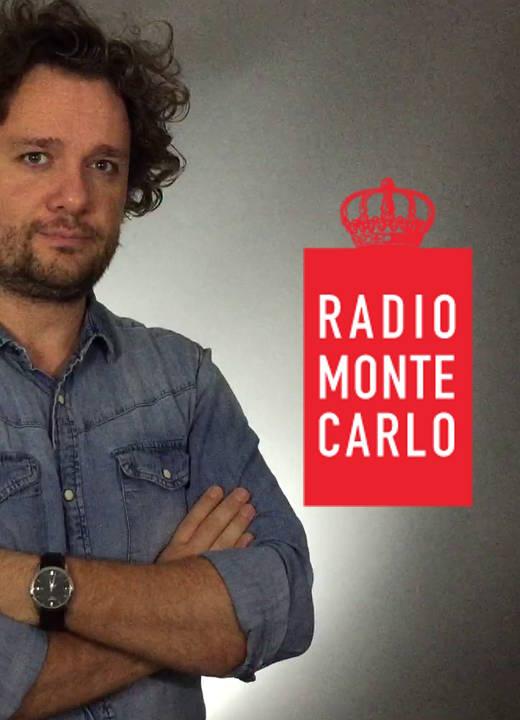 Paolo Fieni intervistato a Radio Monte Carlo