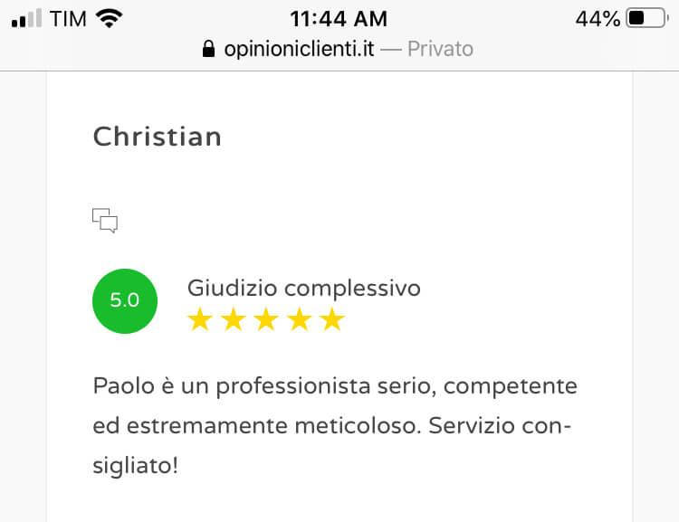 Review scrittura cv 01