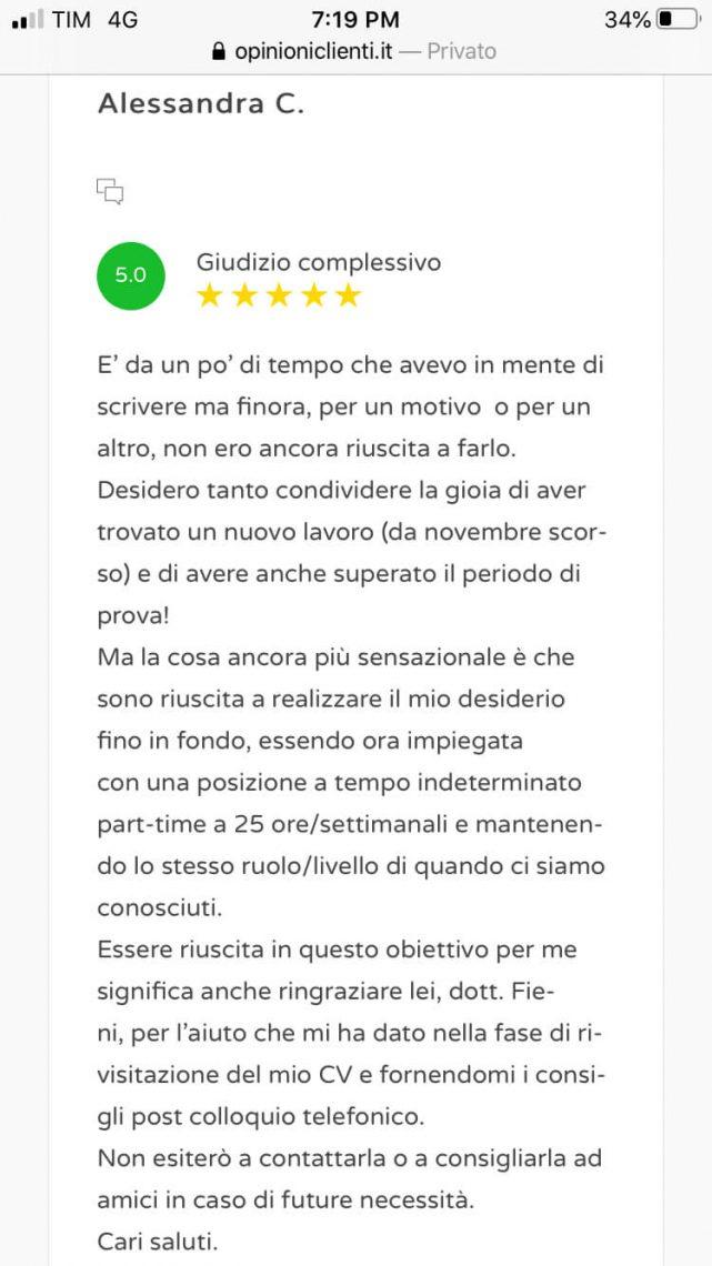 Review scrittura cv 05