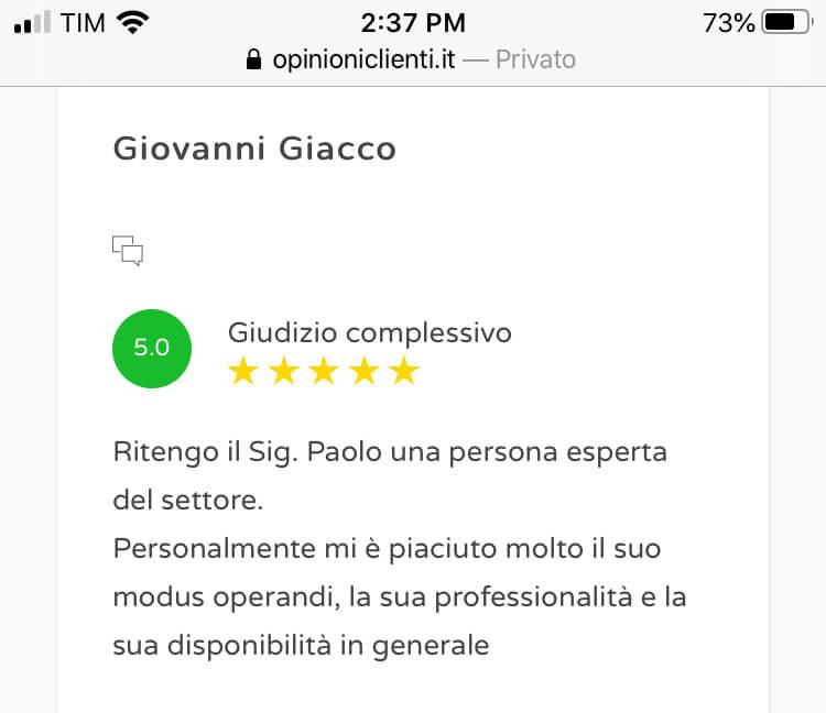 Review scrittura cv 09