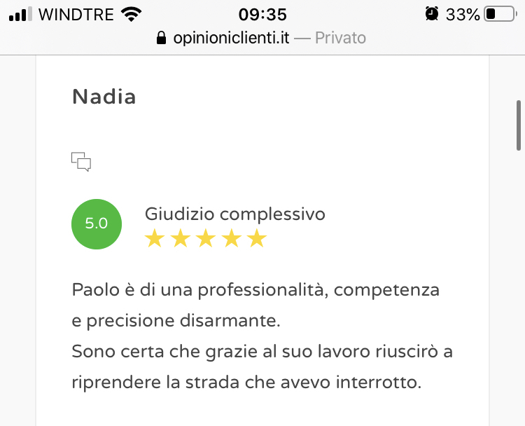 Recensione facility manager